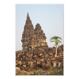Hindu temple Prambanan Photo