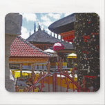 Hindu Temples Mouse Pad