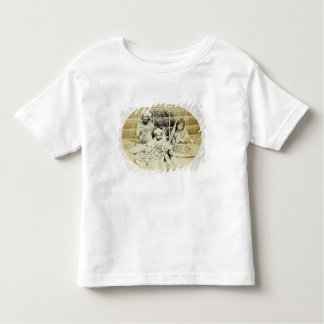 Hindu Vegetable and Fruit Sellers in Madras, 19th Toddler T-shirt
