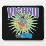 Hindu Vishnu Boar Mousepads
