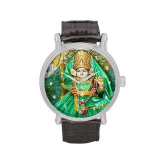 Hinduism de la diosa relojes de mano