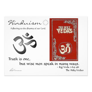 Hinduism - invitación del paso