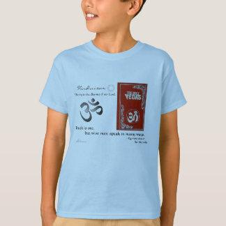Hinduism - la camisa de los niños del paso