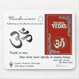 Hinduism - Passage mousepad