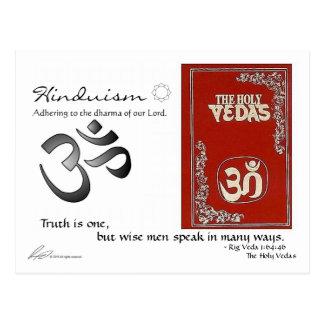 Hinduism - Passage postcard