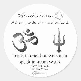 Hinduism - Passage Stickers