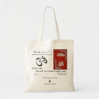Hinduism - Passage tote bag