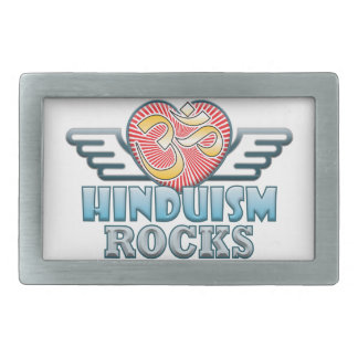 Hinduism Rocks Belt Buckle