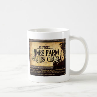 Hines Farm Blues Man Coffee Mug