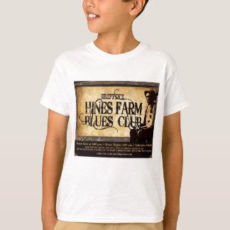 Hines Farm Blues Man T-Shirt