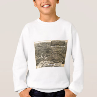 Hingham, Massachusetts in 1885 Sweatshirt