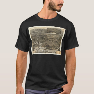 Hingham, Massachusetts in 1885 T-Shirt