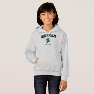 Hingham Massachusetts sweatshirt for girls