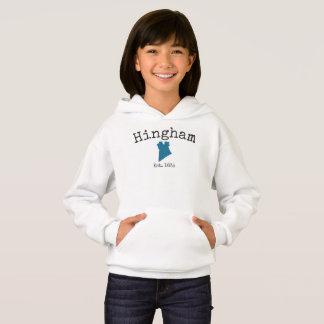 Hingham Massachusetts sweatshirt for girls, #2