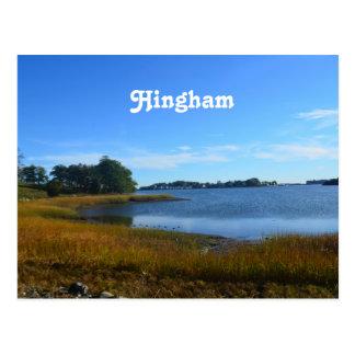 Hingham Tarjeta Postal