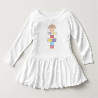 Hinkelkästchen frills T-shirt