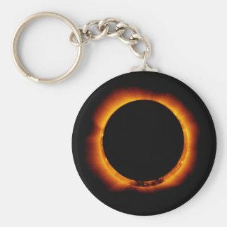 Hinode Observes an Annual Solar Eclipse Keychain