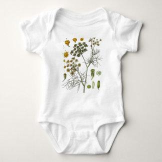 Hinojo Body Para Bebé
