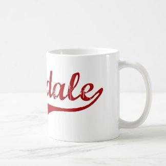 Hinsdale Massachusetts Classic Design Mugs