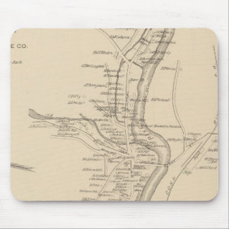 Hinsdale PO Mouse Pad