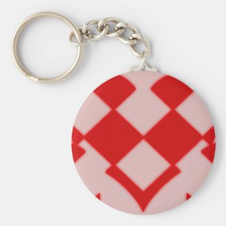 Hint of a Heart Key Chain