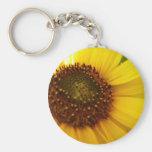 Hint of sunshine key chain