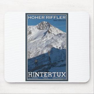 Hintertux - Hoher Riffler Mouse Pad