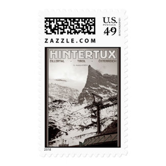Hintertux - Kleine Kaserer Stamps