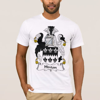 Hinton Family Crest T-Shirt