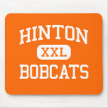 Hinton - linces - alto - Hinton Virginia Occidenta Alfombrilla De Ratones