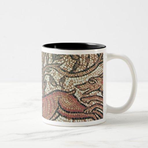 Hinton St. Mary pavement  c.350 AD Coffee Mug