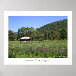 Hinton, West Virginia Poster