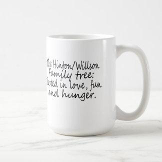 Hinton Willson Coffee Mugs
