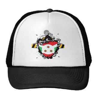 Hip Burundi Hats