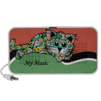 Hip Cat Music Speaker