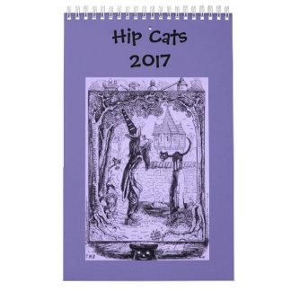 Hip Cats Calendar