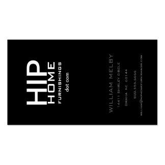HIP, CÍRCULO DE 14411 SHIRLEY, NE 68144 DE OMAHA, TARJETAS DE VISITA