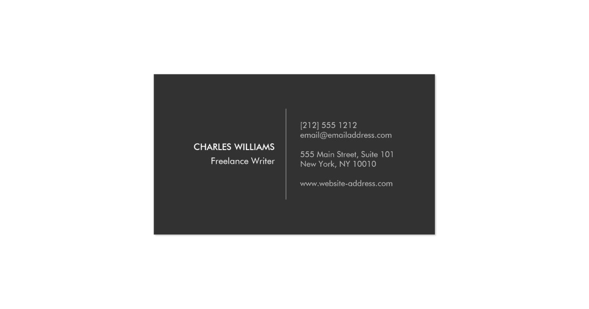 Hip edgy monogram logo with arrow on light gray business for Edgy business cards