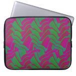 Hip Gone Wild Pattern Laptop Sleeve