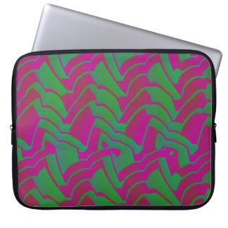 Hip Gone Wild Pattern Laptop Sleeve