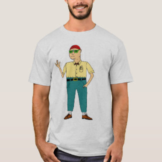 hip grand-daddy nerd T-Shirt