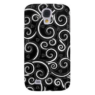 Hip Happy Mod Swirl iPhone 3 cover