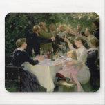 Hip Hip Hurrah! Artists' Party at Skagen, 1888 Mouse Pad