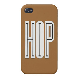 Hip Hip - iPhone 4 Case