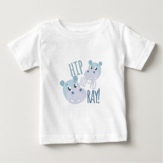 Hip Hip-po Ray Baby T-Shirt