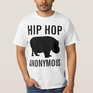 Hip Hop Anonymous Shirt