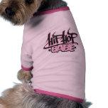 Hip Hop Babe® Camisa De Mascota