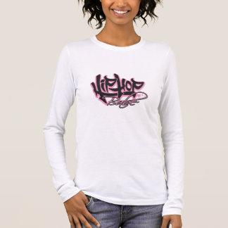 Hip Hop Babe® Long Sleeve T-Shirt
