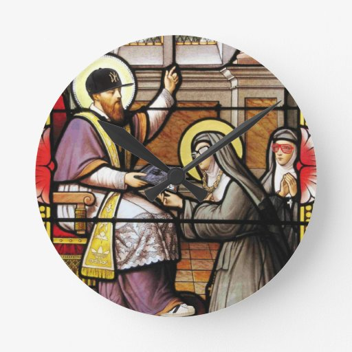 Hip-hop bíblico relojes de pared