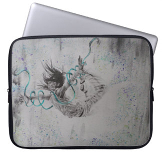 Hip-Hop Break Dancer Computer Laptop Sleeve